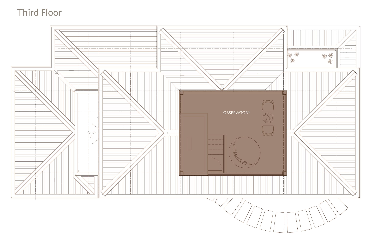 Beach Villa Floor Plan - 3BR - 3rd floor (1)-1